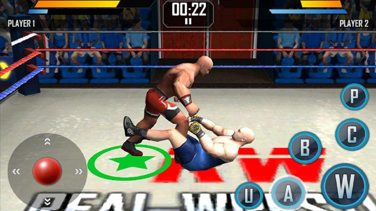 real wrestling 3d android gameplay hd youtube