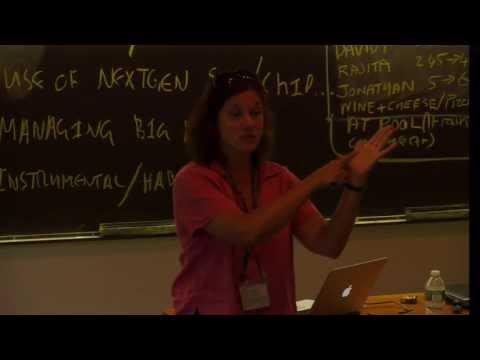 Marina Picciotto, Yale University School of Medicine
