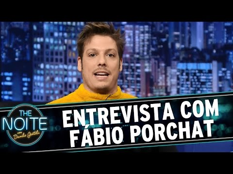 The Noite (07/05/15) - Entrevista com Fábio Porchat