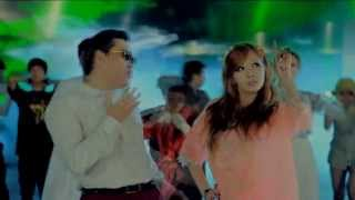 PSY - GANGNAM STYLE (1000% Slower w/Video)