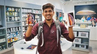 Bought iPhone XS Max on 1st Day in INDIA🇮🇳