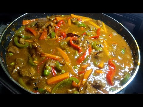 Easy Beef Sauce Recipe: How to Make Tasty Beef Sauce For Rice