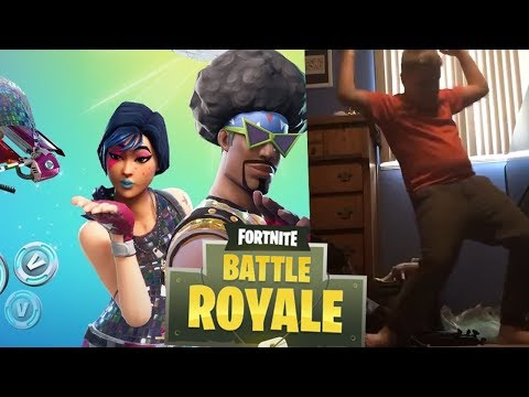 The problem with Fortnite #BOOGIEDOWN