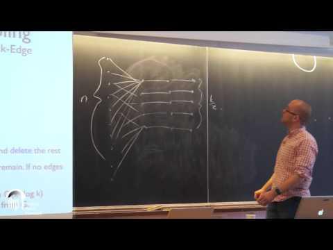 Nexus Trimester - Andrew McGregor (University of Massachusetts) 2/2
