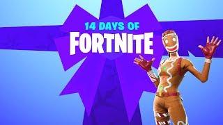 """Fortnite:Battle Royale """"Christmas"""" Update - Fortnite 14 Days of Fortnite gameplay Update"""