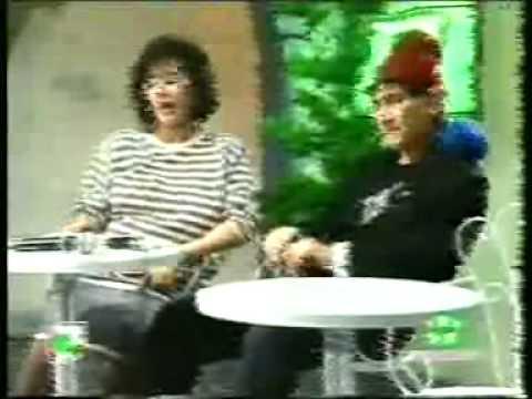 Mr Domy a 14 anni 1989 la prima in TV a VL7 Cinquestelle