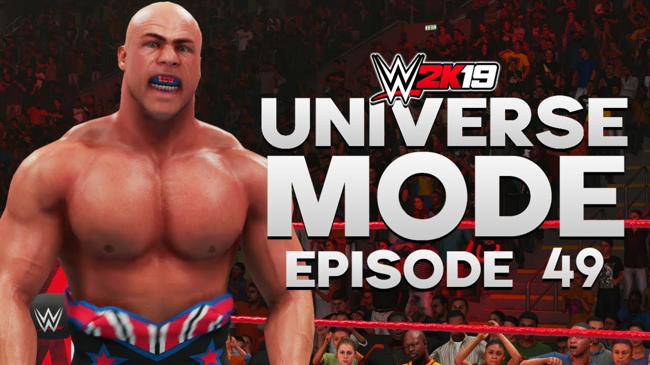 WWE 2K19 | Universe Mode - 'HEYMAN'S BAD INFLUENCE!' | #49