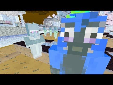 Minecraft PS4 - Alien World - Negative Challenge {1}