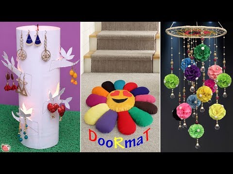 10 Useful Home Crafts !!! Handmade DIY Projects