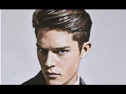 Mens Hairstyles Short Sides Longer On Top Youtube