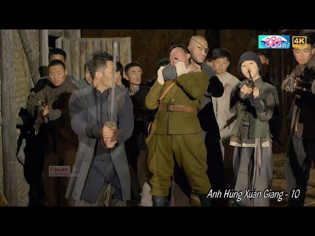 Nhà Tù Nổi Loạn Đại Ca Chột Mắt Dắt Anh Em Đập Nát Trại Giam Vượt Ngục   Anh Hùng Xuân Giang   888TV