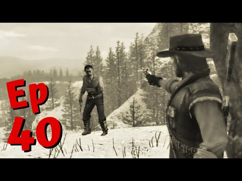 Red Dead Redemption - The End Game! Episode 40