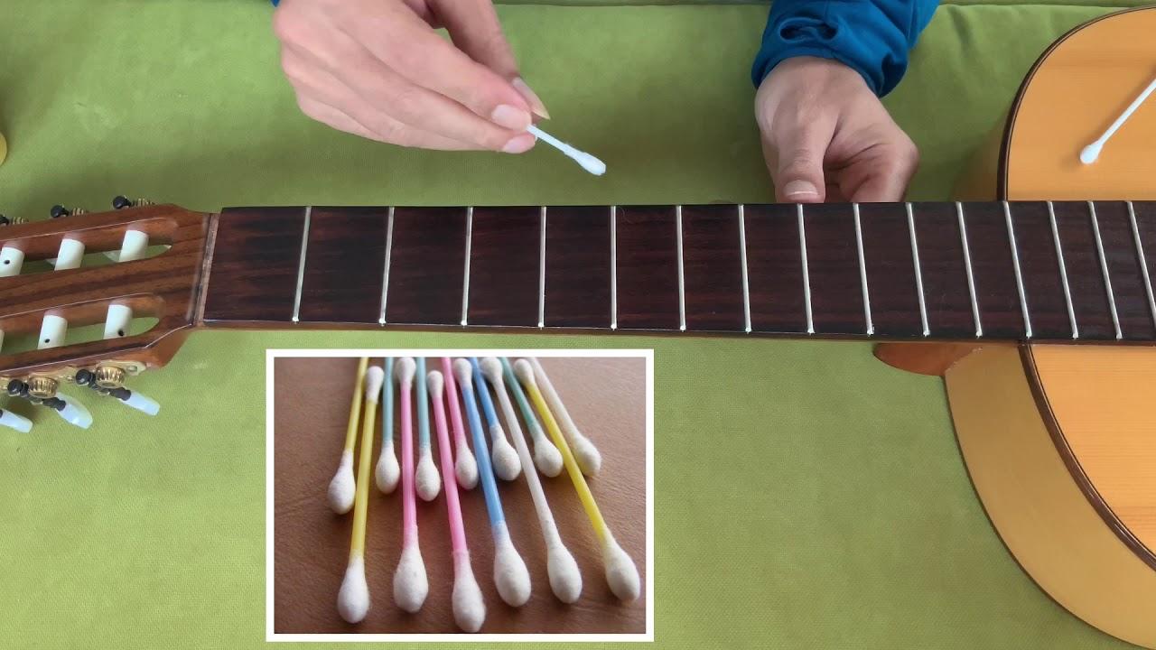 Gitar Teli Nasıl Değiştirilir/Takılır? Genel Gitar Temizliği Nasıl Yapılır?