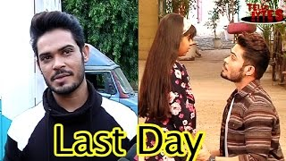Kunwar Amar talks about his last day on the sets of Naamkaran
