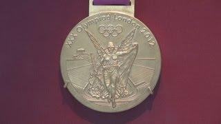 五輪メダルの特別展示開催 大英博物館、ロンドン大会