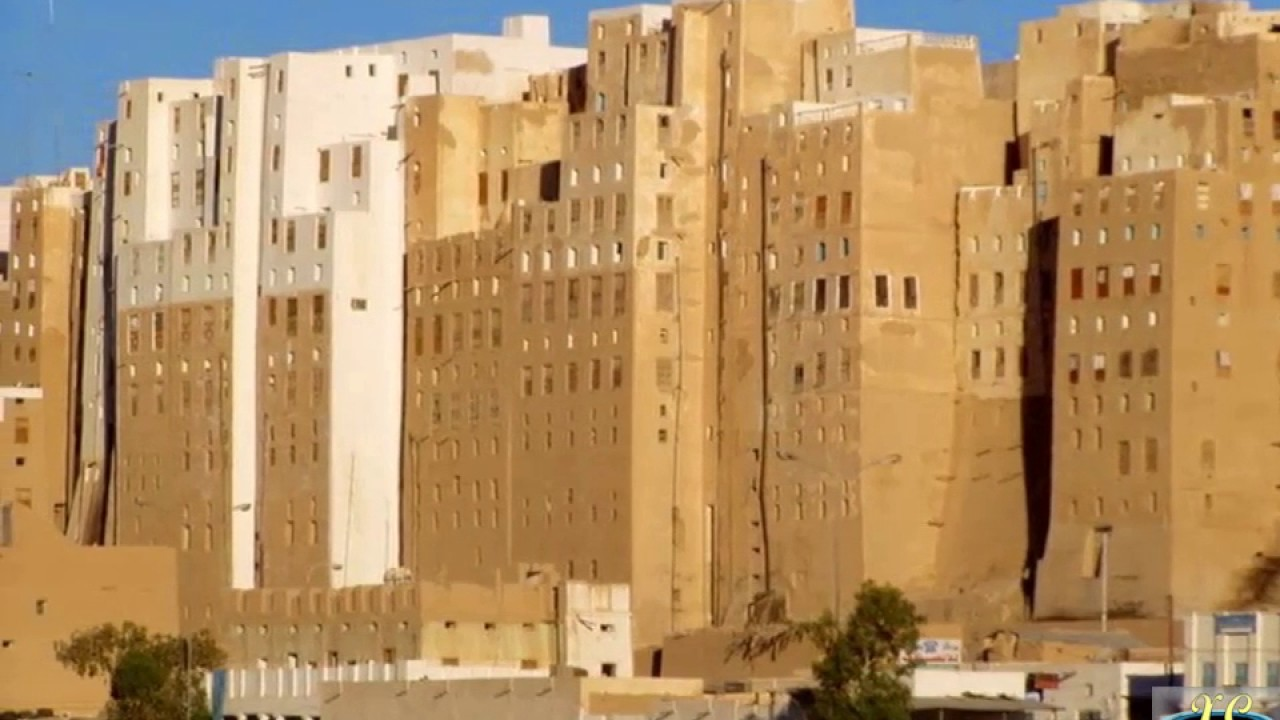 The Oldest Skyscraper City | Shibam, Yemen - YouTube