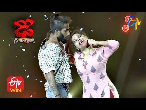 Tejashwini Performance | Dhee Champions |  16th September 2020   | ETV Telugu