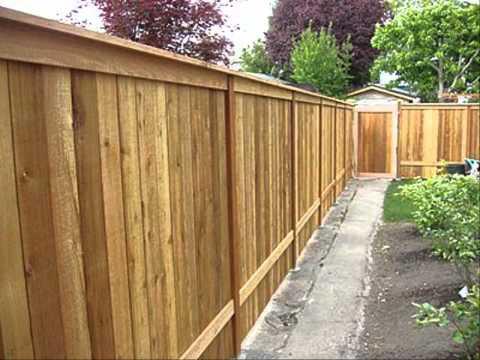แบบประตูรั้ว รั้วบ้านไม้สวยๆ