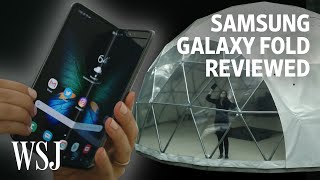 The Samsung Galaxy Fold Is Great... If You Live in a Bubble | WSJ