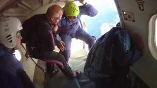AFF Category D2 Skydive