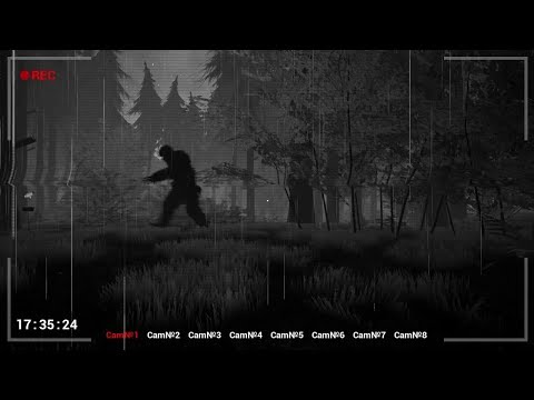 La Vânătoare de Bigfoot