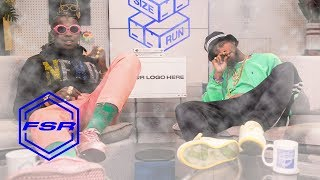 Curreny and Trinidad James Get Extremely High to Talk About Sneakers  Full Size Run