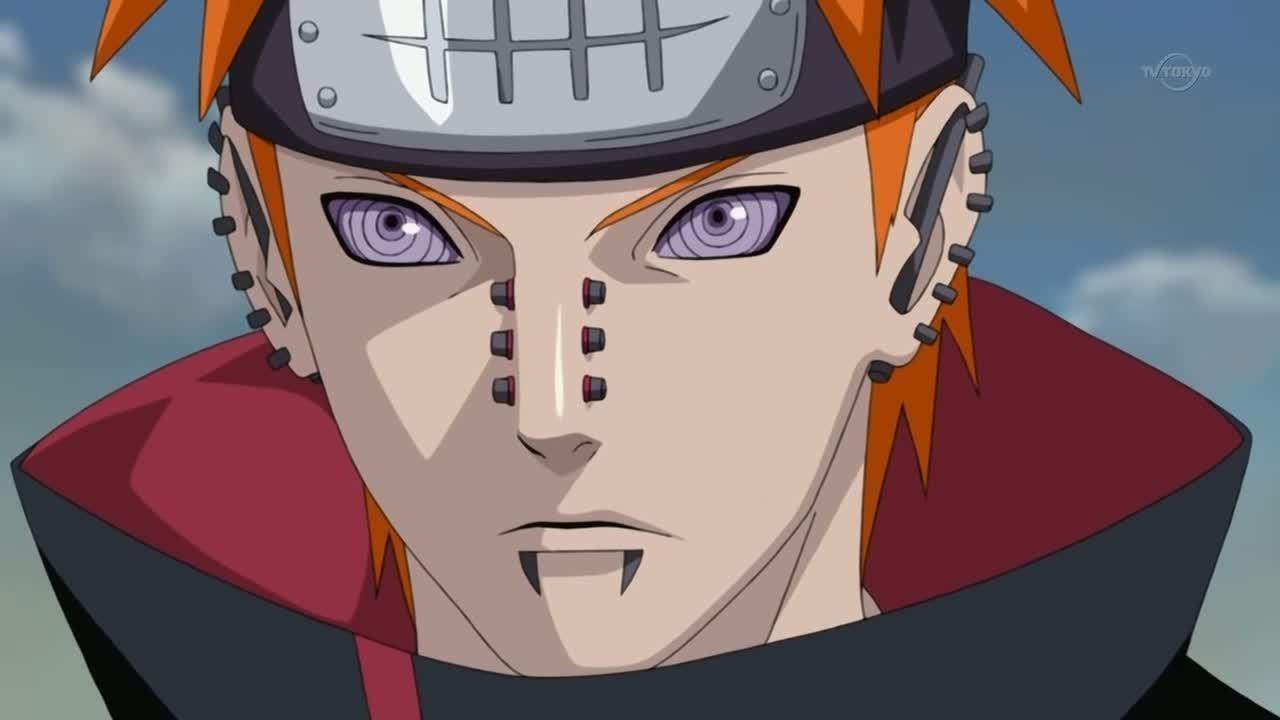 Naruto: Pain AMV - Believer (Imagine Dragons) - YouTube  Naruto: Pain AM...