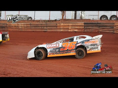 #36 James Swanger - Winner - Hobby - 3-31-18 West Ga Speedway - In Car Camera