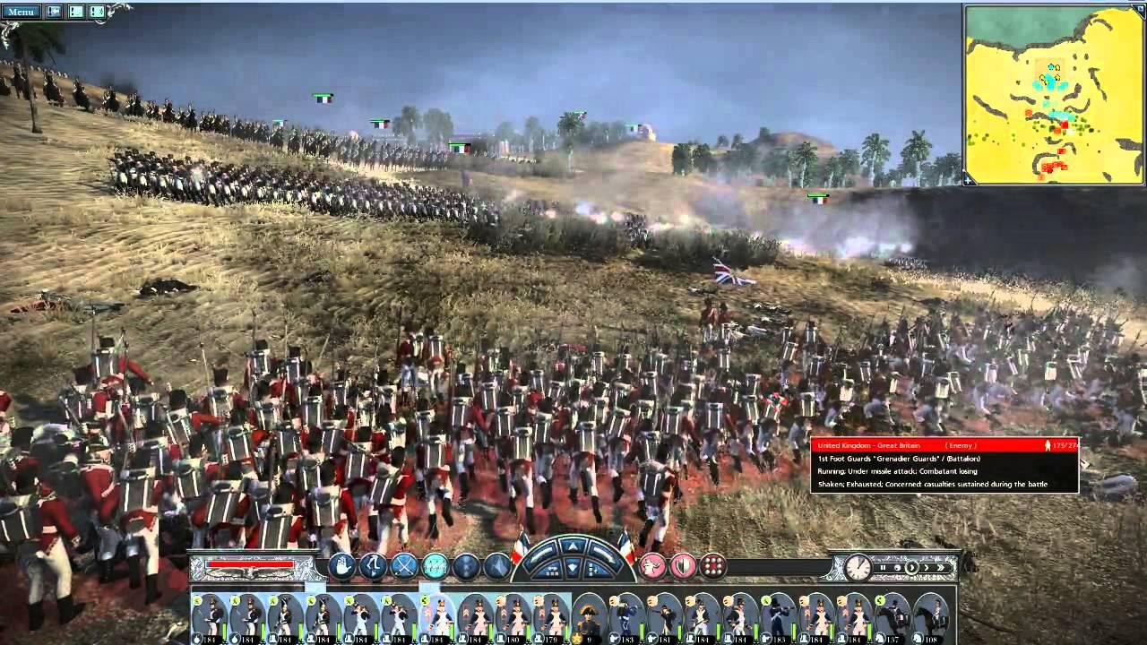 Скачать моды на napoleon total war