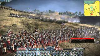 Napoleon Total War Siege (vs AI) - NTW3 Mod