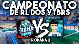 Rocket League: Kaka Vs GabrielGF/ 2ºRODADA DO CAMPEONATO DE RL DOS YTBRS