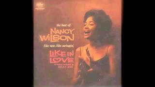 Watch Nancy Wilson The More I See You video