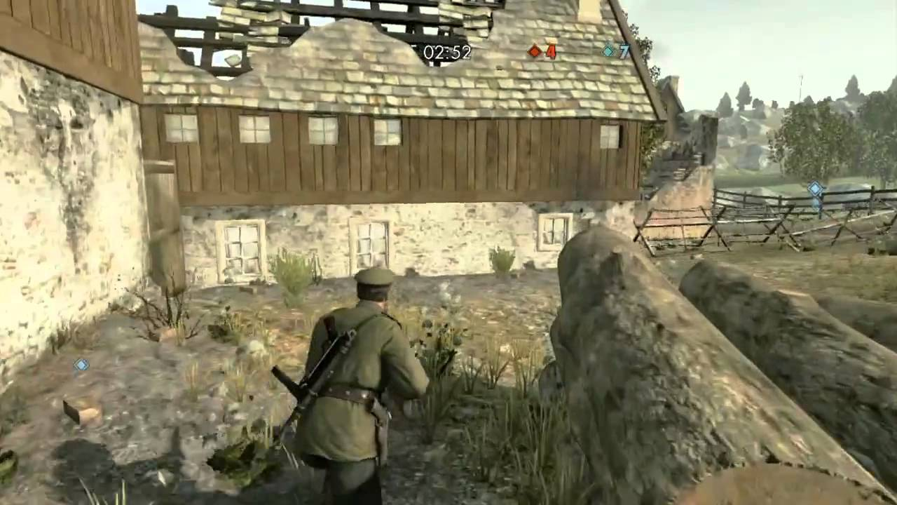 Sniper Elite V2 Multijugador Youtube