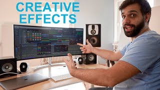 BEST CREATIVE PLUGINS FOR MUSIC PRODUCTION