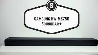 Samsung Soundbar+ HW MS750