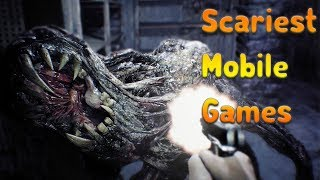 Top 10 Horror Games On Android/IOS 2019 - Must Play!