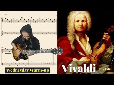 Warming up with...Antonio Vivaldi