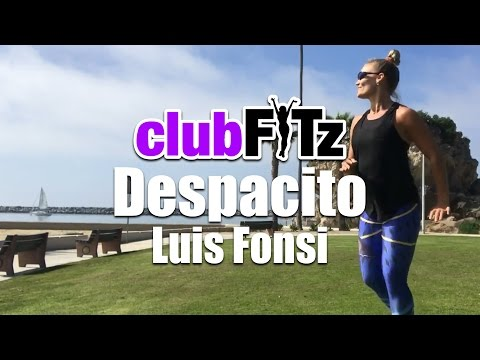 Despacito by Luis Fonsi | Club FITz Fitness Choreo by Lauren Fitz