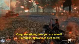 PC MW2 Glitch - Surviving the Radiation - Wasterland 1080p COMPACT