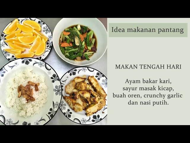 Resepi Makanan Pantang Youtube