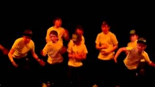 Wouter video 2 Hip hop dance XL 21 04 2012 Video
