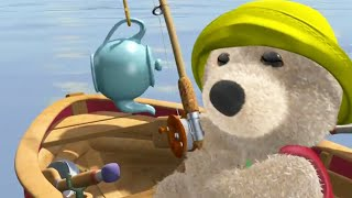O barco do Charley | Ursinho Charley | Desenhos Animados em Português