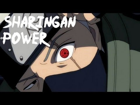 Sharingan Power #3 : Kakashi Kamui - YouTube