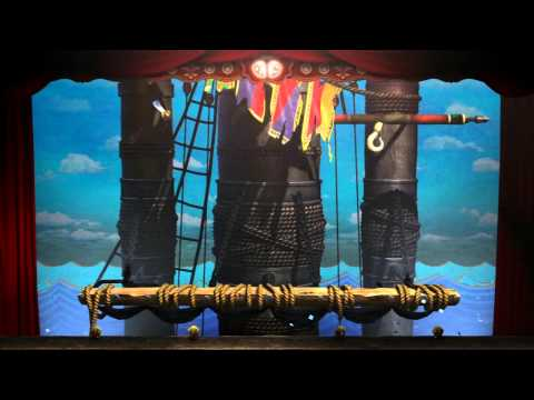Puppeteer - Act 3: Curtain 1