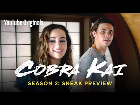 Cobra Kai Season 2 - Explore the Miyagi Dojo