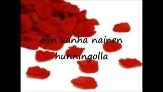 Erin - Vanha Nainen Hunningolla (Lyrics / Sanat)
