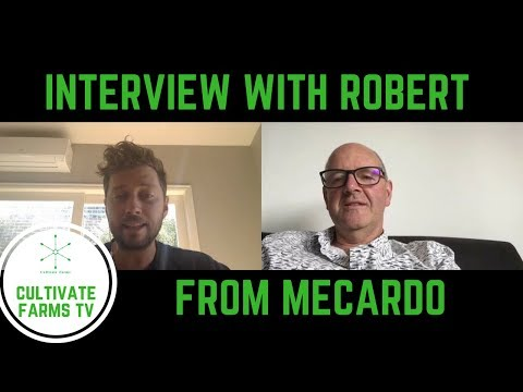 Interview with Robert Hermann from Mecardo Analysis | Cultivate Farms