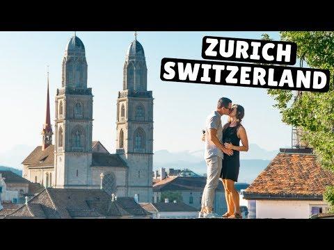 FIRST IMPRESSIONS OF SWITZERLAND (celebrating Swiss National Day)
