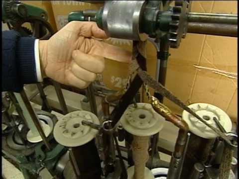 Cape Cod Braided Rug Manufacturing