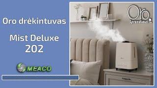 Oro Drėkintuvas Su Oro Valymu Deluxe 202 Meaco   OROsprendimai